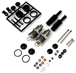 KYOIF471B Kyosho Inferno MP9 TKi4 Big Bore Front Shock Set Short Length 47mm - Package of 2