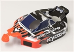 KYOIFB131 Kyosho Inferno MP9 Readyset Painted Body Set Type 1