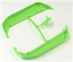KYOIFF002KG Kyosho Inferno MP9 TKI3 Side Guard Set Green