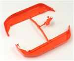 KYOIFF002KO Kyosho Inferno MP9 TKI3 Side Guard Set Orange