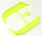 KYOIFF002KY Kyosho Inferno MP9 TKI3 Side Guard Set Yellow