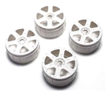 KYOIFH005W Kysoho Inferno NEO 2.0 6-Spoke Wheel in White - Package of 4