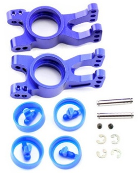 KYOIGW002 Kyosho Inferno Aluminum Rear Hub Carriers GT and GT2 - Left and Right