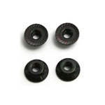 KYOMA059 Kyosho DBX, DRT and MFR Wheel Nut - Package of 4