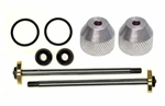 KYOMA061-3 Kyosho MadForce Kruiser Shock Shafts, Caps, Balls and Seals - Package of 2