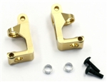 KYOMBW018G Kyosho Mini-Z Buggy Gold Anodized Aluminum Front Hub Carrier