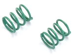 KYOPZW003M Kyosho Plazma Medium Green King Pin Spring 0.45mm - Package of 2