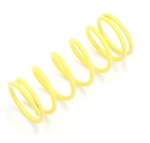 KYOPZW005H Kyosho Plazma Hard Yellow Oil Shock Spring - Package of 1