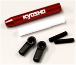 KYOPZW109 Kyosho Plazma Formula Big Roll Damper Set