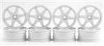 KYOR246-4111 Kyosho RAY'S TE37 Wheels - Package of 8