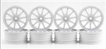 KYOR246-4112 Kyosho RAY'S CE28N Wheels - Package of 8