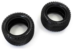KYOSXT004 Kyosho Scorpion XXL High Grip Rear Tire and Foam Insert - Package of 2