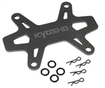 KYOSXW001 Kyosho Scorpion XXL VE Carbon Battery Holder