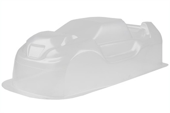 KYOTRB251 Kyosho Clear Unpainted Body Set for the DST