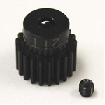 KYOUM321C Kyosho Steel pinion gear (21T) 1/48 pitch