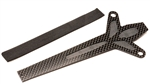 KYOUMW521 Kyosho Carbon Fiber Battery Holder Ultima