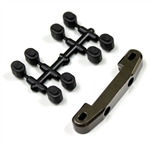 KYOUMW707 Kyosho Ultima RB6 and RT6 7075 Aluminum Rear Suspension Holder RR-MID