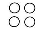 KYOW5181-05 Kyosho Upper Shock Seal O-Rings (RB6, RB5, ZX5) - Package of 4