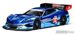 PRO155140 Protoform Chevrolet Corvette C7.R Clear Body GT1 (Short Wheelbase)