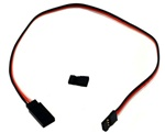ProTek RC 22 Gauge Heavy Duty Universal Servo Extension Lead 30cm