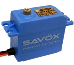 SAVSW0231MG Savox Waterproof Standard Digital Servo .15/208