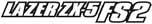 Lazer ZX-5 FS2 Logo